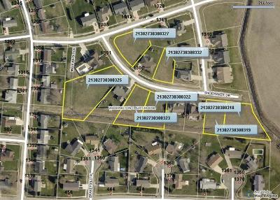 Fayette County Residential Lots & Land For Sale: High Street