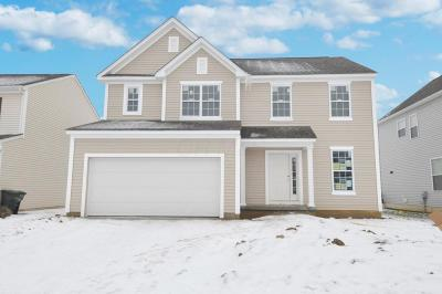 Blacklick Single Family Home For Sale: 8660 Crooked Maple Drive #Lot 536