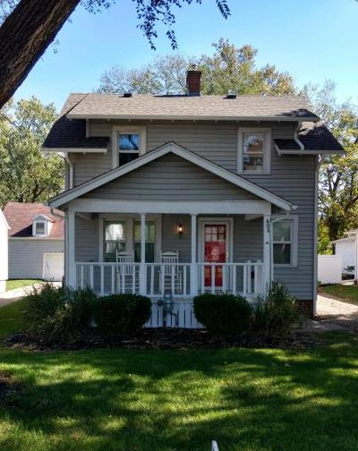 Lancaster Single Family Home For Sale: 608 Sheridan Drive