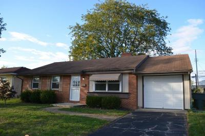 Single Family Home For Sale: 4264 Colby Avenue