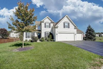 Pickerington Single Family Home For Sale: 202 Durand Court