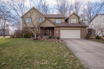 Gahanna Single Family Home For Sale: 847 Hensel Woods Road