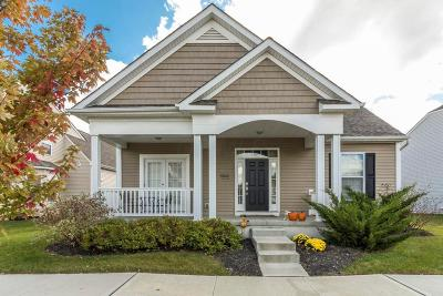 Westerville Single Family Home Contingent Finance And Inspect: 5943 Bell Classic Drive