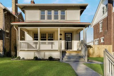 Single Family Home For Sale: 711 Kimball Place