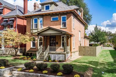 Columbus Single Family Home For Sale: 40 N Ohio Avenue