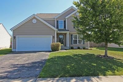 Lancaster Single Family Home For Sale: 1287 Autumn Drive