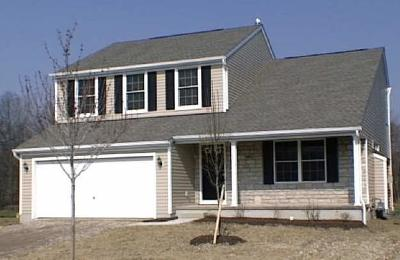 Westerville Single Family Home For Sale: 5492 Genoa Farms Boulevard