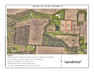 Residential Lots & Land For Sale: Center Village Road #15