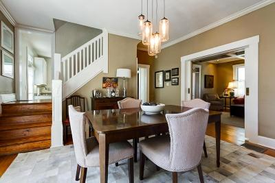 Columbus Single Family Home For Sale: 850 S Pearl Street