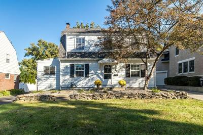 Columbus Single Family Home For Sale: 184 Chatham Road