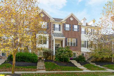 Columbus Single Family Home Contingent Finance And Inspect: 1041 Bluffway Drive