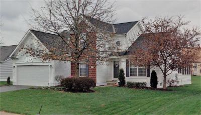 Canal Winchester Single Family Home Contingent Finance And Inspect: 6373 Rossmore Lane