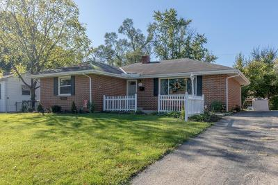 Hilliard Single Family Home For Sale: 5165 Bigelow Drive