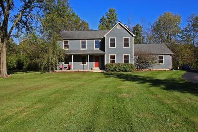 Delaware Single Family Home For Sale: 1888 Ford Road