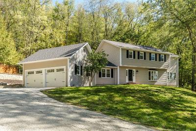 Single Family Home For Sale: 90 Fern Hill Drive