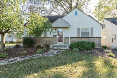 Columbus Single Family Home For Sale: 255 W Henderson Road
