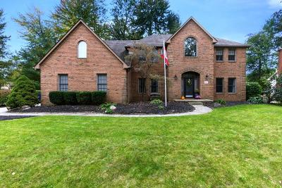 Westerville Single Family Home For Sale: 995 Egret Court