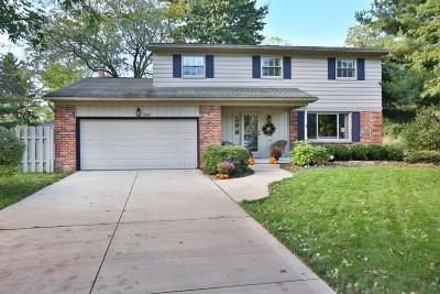Columbus Single Family Home For Sale: 1649 Keats Court