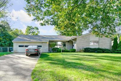 Columbus Single Family Home For Sale: 4145 Kendale Road