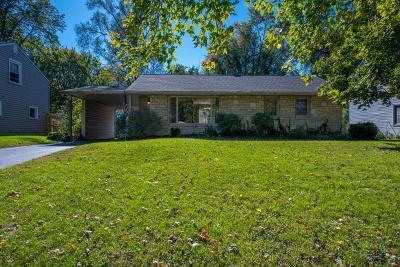 Columbus Single Family Home For Sale: 2413 Swansea Road