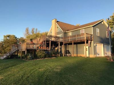 Millersport Single Family Home For Sale: 3220 Lakeside Road NE