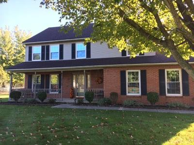 Baltimore Single Family Home Contingent Finance And Inspect: 11800 Clark Drive NW