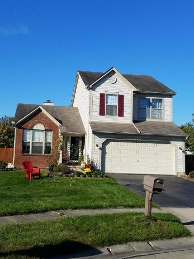 Grove City Single Family Home For Sale: 2423 Rock Creek Court