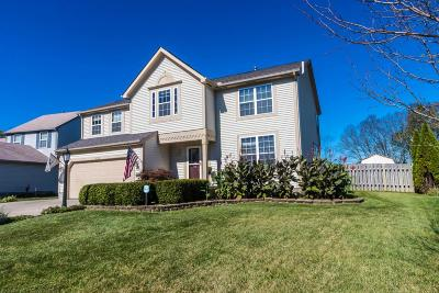 Galloway Single Family Home Contingent Finance And Inspect: 8576 Army Place