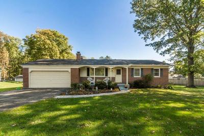 Delaware Single Family Home For Sale: 3295 Liberty Road