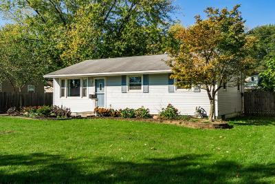 Columbus Single Family Home For Sale: 459 Buena Vista Avenue