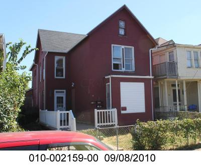 Columbus Multi Family Home Contingent Finance And Inspect: 34 Martin Avenue