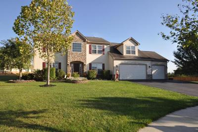 Pickerington Single Family Home For Sale: 916 Boggs Court