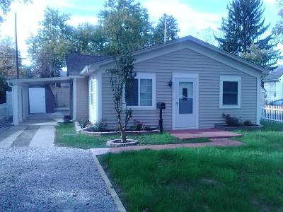Columbus OH Single Family Home For Sale: $112,000