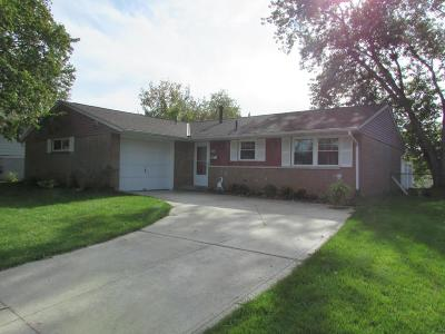 Westerville Single Family Home For Sale: 3545 Rangoon Drive