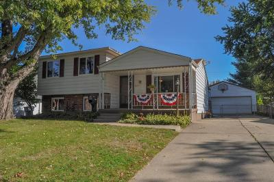 Columbus Single Family Home For Sale: 3200 Portman Road