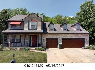 Westerville Single Family Home For Sale: 6400 Gossamer Court