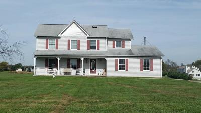 Johnstown Single Family Home For Sale: 9122 Sportsman Club Road NW