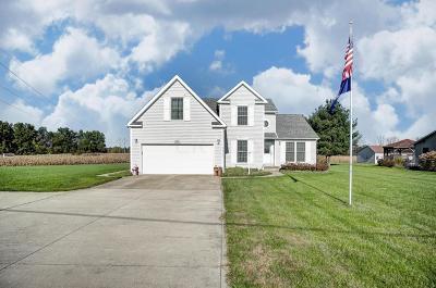 Baltimore Single Family Home For Sale: 256 Holder Road NE