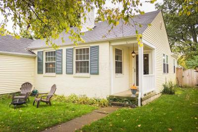 Worthington Single Family Home Contingent Finance And Inspect: 305 E Selby Boulevard