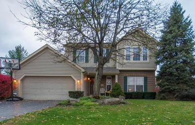 Gahanna Single Family Home Contingent Finance And Inspect: 1099 Caroway Boulevard