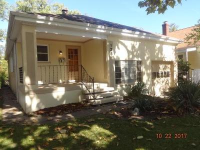 Single Family Home For Sale: 128 W Kanawha Avenue