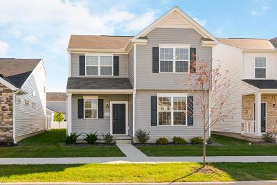 Dublin Single Family Home Contingent Finance And Inspect: 5516 Tygart Valley Drive