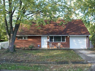 Reynoldsburg Single Family Home Contingent Finance And Inspect: 6386 Astor Avenue