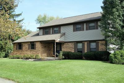 Columbus Single Family Home Contingent Finance And Inspect: 7670 Southview Drive