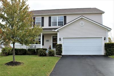 Single Family Home For Sale: 157 Mannaseh Drive E