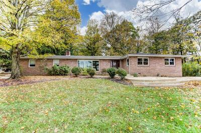 Powell Single Family Home Contingent Finance And Inspect: 5333 Lakeview Drive