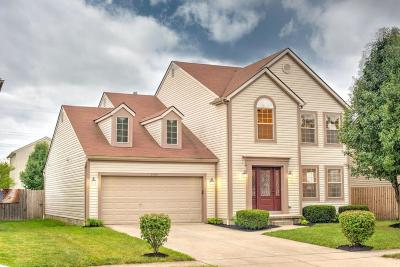 Groveport Single Family Home For Sale: 3906 Highland Bluff Drive