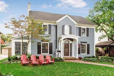 Upper Arlington OH Single Family Home Sold: $850,850