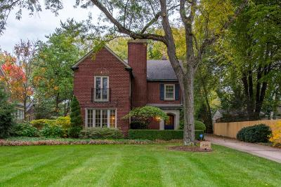 Bexley Single Family Home Contingent Finance And Inspect: 446 S Columbia Avenue