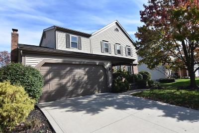 Dublin Single Family Home Contingent Finance And Inspect: 2300 Sedgebrook Court